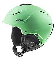 Uvex P1 US Ski- und Snowboardhelm, Green Mat