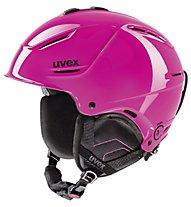Uvex P1 US Ski- und Snowboardhelm, Pink