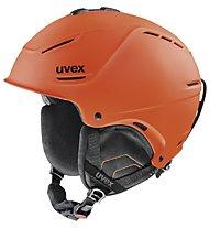 Uvex P1us, Dark Orange Mat