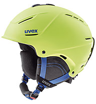 Uvex P1us 2.0 - Skihelm, Green Mat