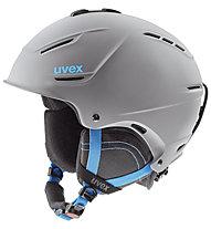 Uvex P1us 2.0 - Skihelm, Grey Mat