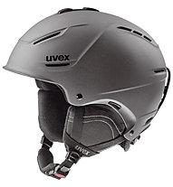 Uvex P1us 2.0 - Skihelm, Black Mat
