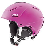 Uvex P1us 2.0 - Skihelm, Pink Mat