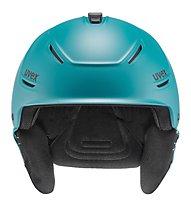Uvex P1us 2.0 - Skihelm, Turquoise