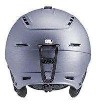 Uvex P1us 2.0 - Skihelm, Light Grey