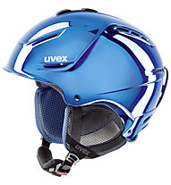 Uvex P1us Pro Chrome LTD - Skihelm, Blue