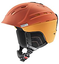 Uvex p2us - casco freeride, Orange