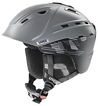 Uvex p2us - Helm, Anthracite Black Mat