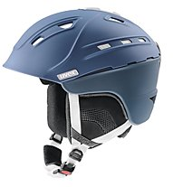 Uvex p2us - casco freeride, Blue