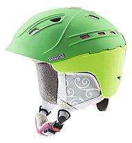 Uvex p2us WL - casco da sci - donna, Green