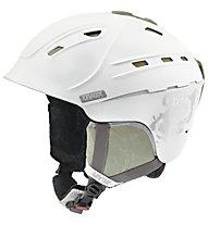 Uvex p2us WL - casco da sci - donna, White Prosecco Mat
