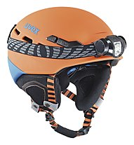 Uvex p.8000 tour - Helm, Orange/Blue