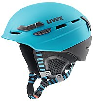 Uvex p.8000 tour - casco, Light Blue