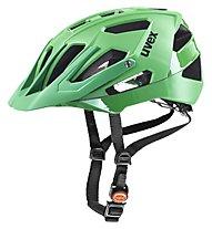 Uvex Casco bici allmountain Quatro, green matt/shiny