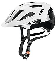 Uvex Quatro - Fahrradhelm MTB, White/Black