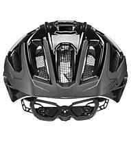 Uvex Quatro - casco bici MTB, Black