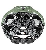 Uvex Quatro - casco bici MTB, Green/Black