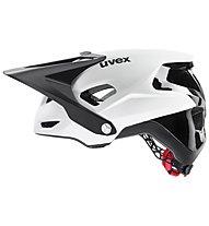 Uvex Quatro Integrale - Radhelm MTB, White/Black