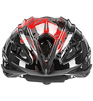Uvex Quatro Junior - Fahrradhelm - Kinder, Black/Red