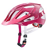 Uvex Quatro Lady -  casco bici - donna, Pink