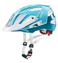 Uvex Quatro Lady -  casco bici - donna, Blue