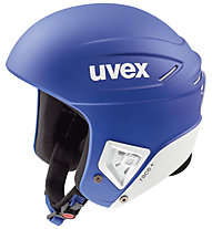 Uvex Race+ - Skihelm, Blue/white