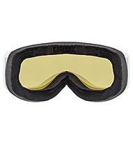 Uvex Skyper P - Skibrille, White Mat