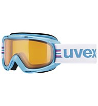 Uvex Slider - Skibrille, Cyan