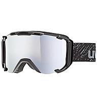 Uvex Snowstrike FM - Skibrille, Black