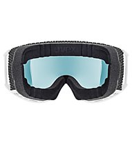 Uvex Topic FM Sphere - Skibrille, White Matte