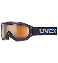 Uvex Wizzard DL - Skibrille - Kinder, Black
