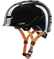 Uvex XP 17 City - Casco bici, Skyline Black