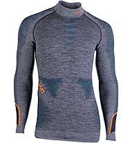 Uyn Ambityon - Funktionsshirt - Herren, Grey/Blue/Orange