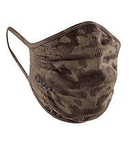 Uyn Community Mask Camouflage - Mascherina protettiva, Brown