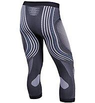 Uyn Evolutyon Pants Medium Melange - calzamaglia 3/4 - uomo, Grey/Blue