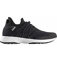 Uyn Free Flow Tune - sneakers - uomo, Black/Dark Grey