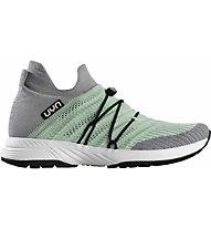Uyn Free Flow Tune - Sneaker - Damen, Light Green/Grey