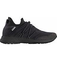 Uyn Free Flow Tune - Black Sole sneakers - uomo, Black