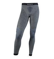 Uyn Fusyon Pants Long - Funktionsunterhose Lang - Herren, Grey
