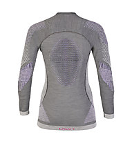 Uyn Fusyon Long SL - Funktionsshirt Langarm - Damen, Grey/Pink