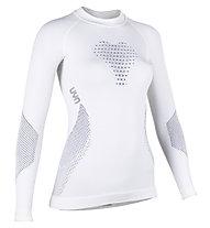 Uyn Fusyon Long SL - Funktionsshirt Langarm - Damen, White