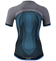 Uyn Running Alpha OW - Laufshirt - Damen, Blue/Grey