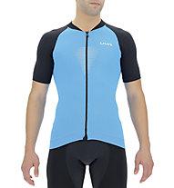 Uyn Man Biking Grandfondo OW - Radtrikot - Herren, Light Blue/Black