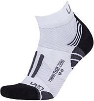 Uyn Marathon Zero Run - calzini running - uomo, White/Grey