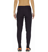 Uyn Run Fit Ow - pantaloni running - donna, Black