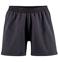 Uyn Running Activyon 2.0 - pantaloni corti running - donna, Black