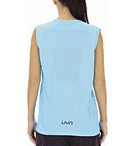 Uyn Running Airstream - Laufshirt - Damen, Light Blue