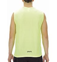 Uyn Running Airstream Ow - maglia running - uomo, Light Green