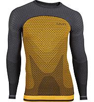 Uyn Running Alpha OW - maglia running - uomo, Orange