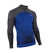 Uyn Running Alpha OW - Laufshirt mit 1/4-Zip - Herren, Blue